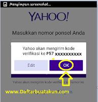 Daftar Yahoo Messenger