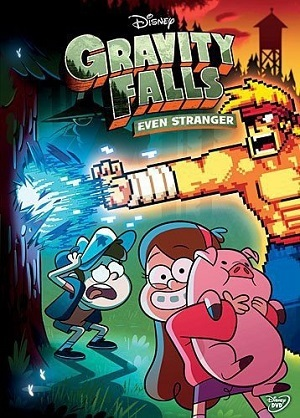 Gravity Falls - Um Verão de Mistérios - 2ª Temporada Torrent Download TV  BluRay  720p