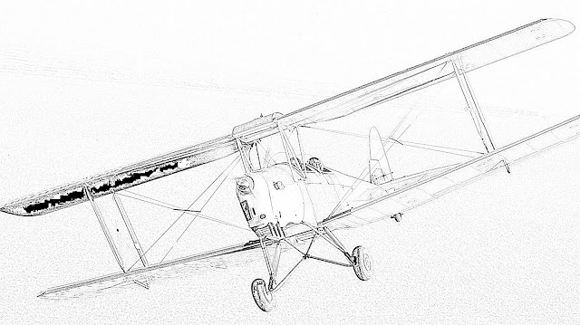 biplanes coloring pages coloring.filminspector.com
