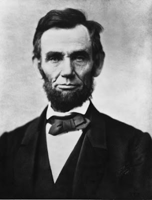 abraham lincoln's image