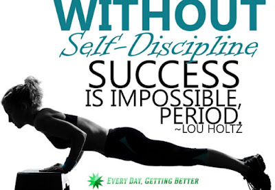 self discipline guide