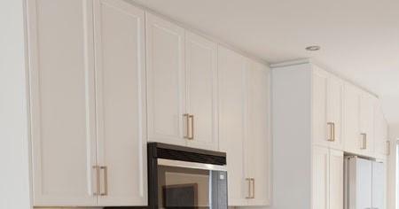 Clean Brass Kitchen Cabinet Hardware