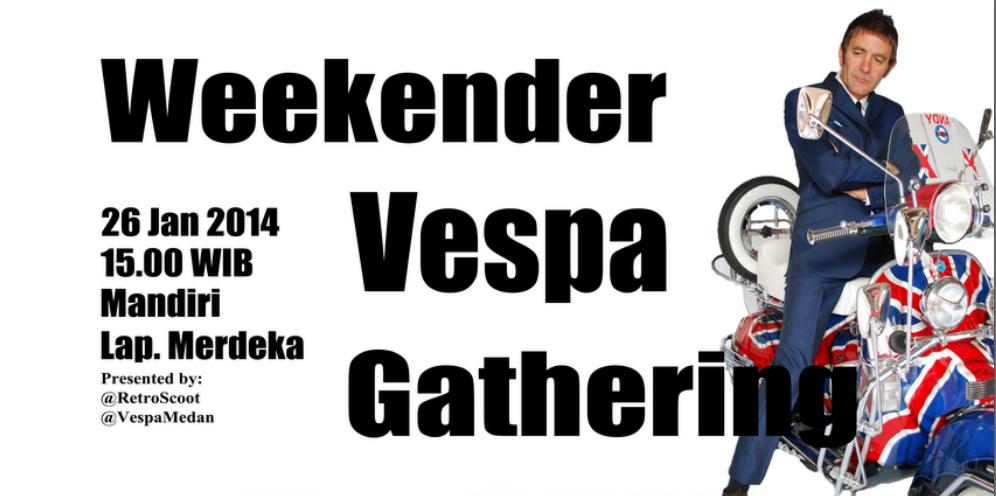Weekender Vespa Gathering