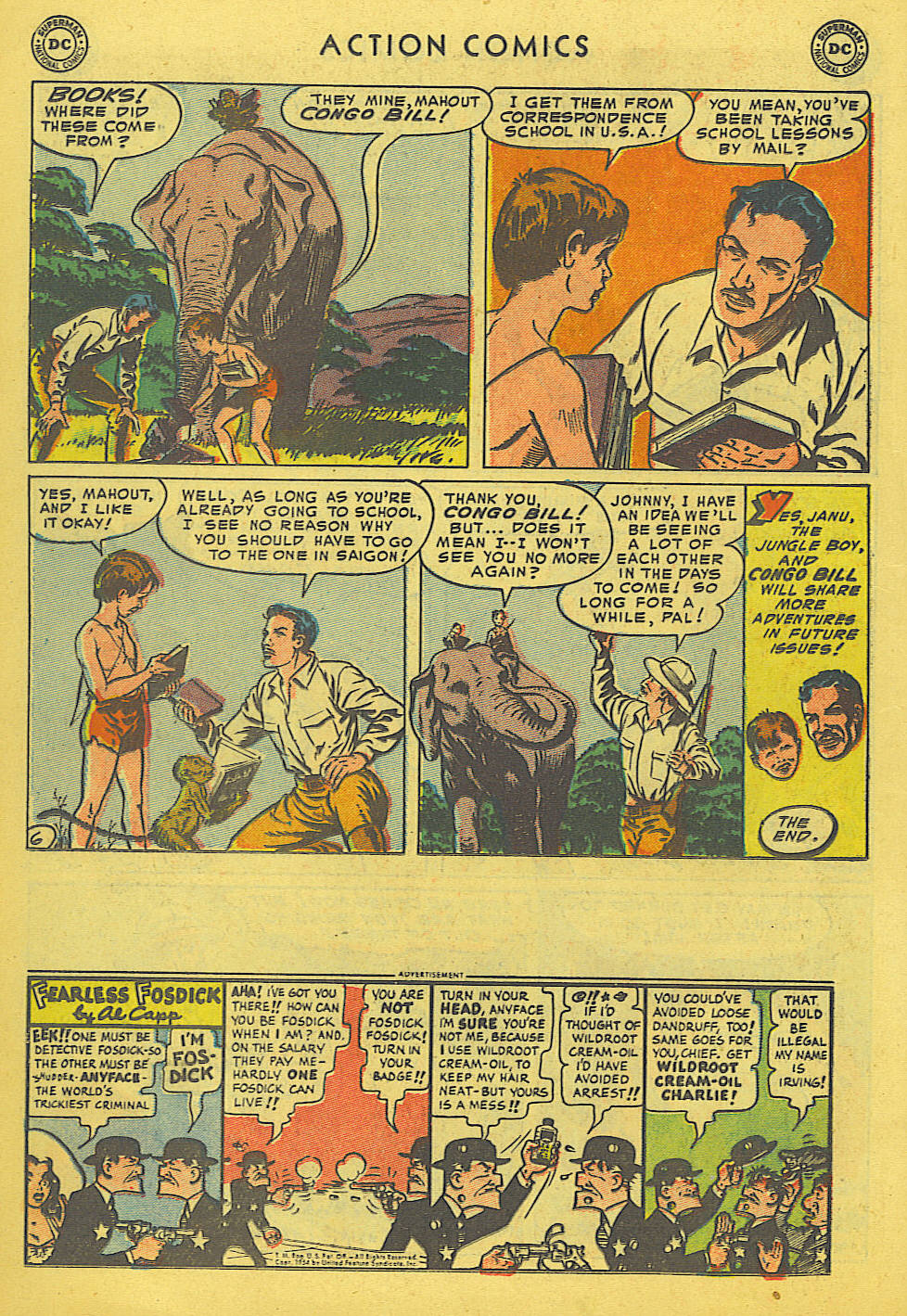 Action Comics (1938) 191 Page 21