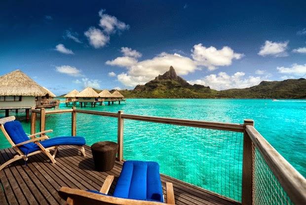 Passion For Luxury : Le Meridien Bora Bora