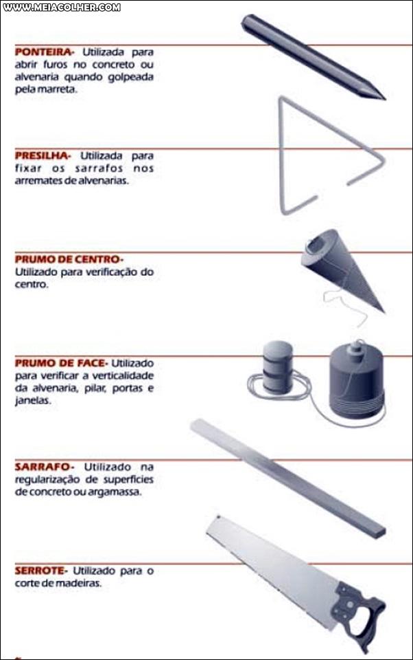 ferramentas de pedreiro 5