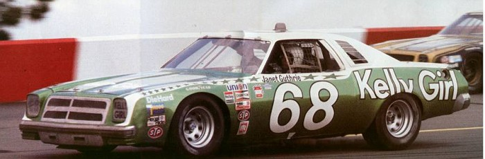 Just A Car Guy: Janet Guthrie, the only race car driver I've ever