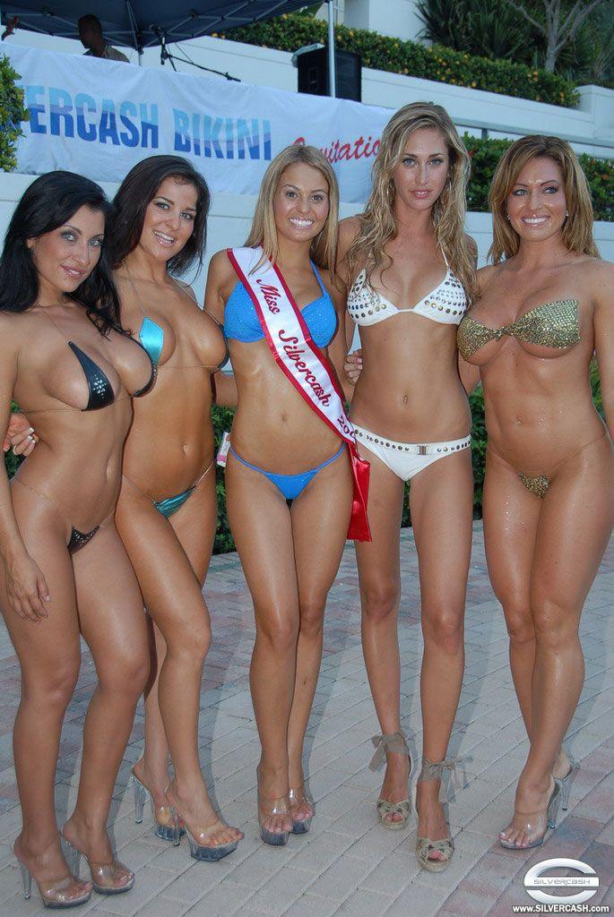 Apologise, but, Bikini contest free pic
