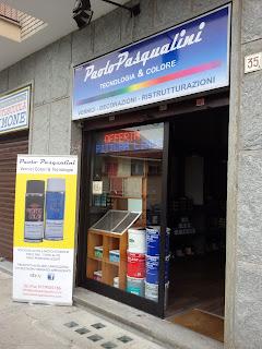 Colorificio Pasqualini, partner Puntocard