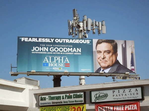 John Goodman Alpha House Emmy 2014 billboard
