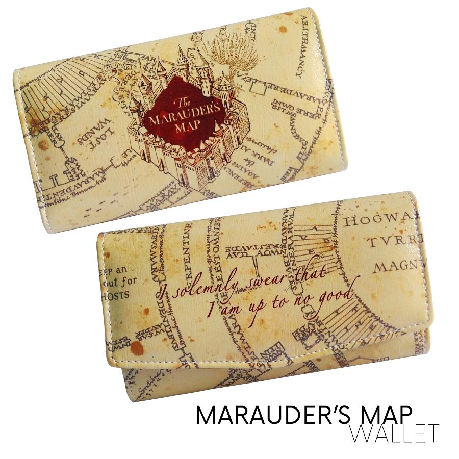 dompet marauders map