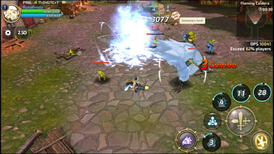 Download Dragon Nest Mobile 1.2.0 Apk MOD