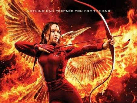 The Hunger Games: Mockingjay Part 2 (REVIEW)