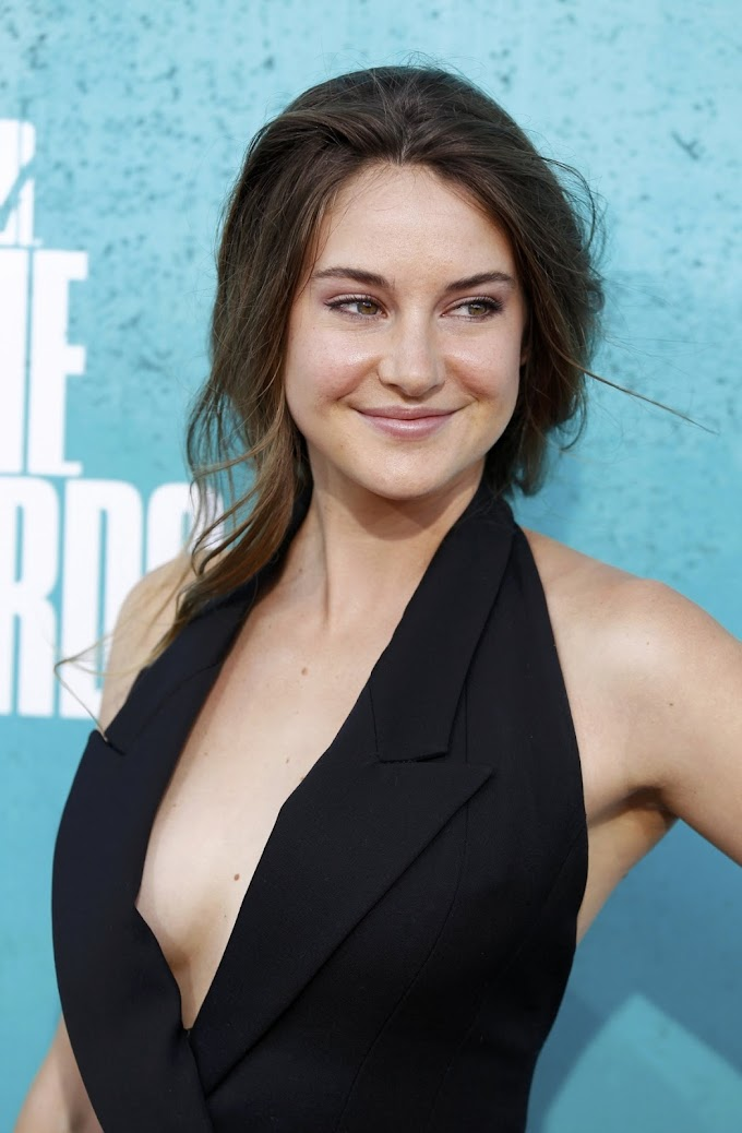 Shailene Woodley (1991): American actress
