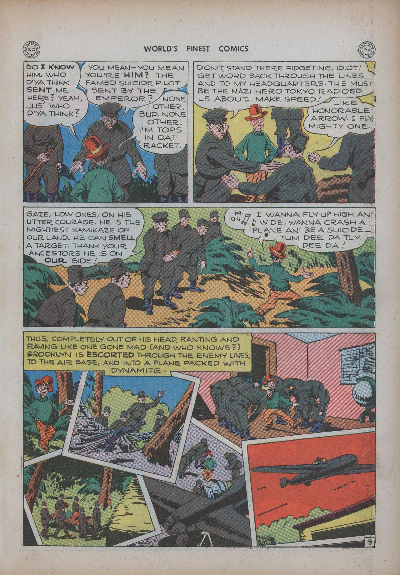 Read online World's Finest Comics comic -  Issue #20 - 43