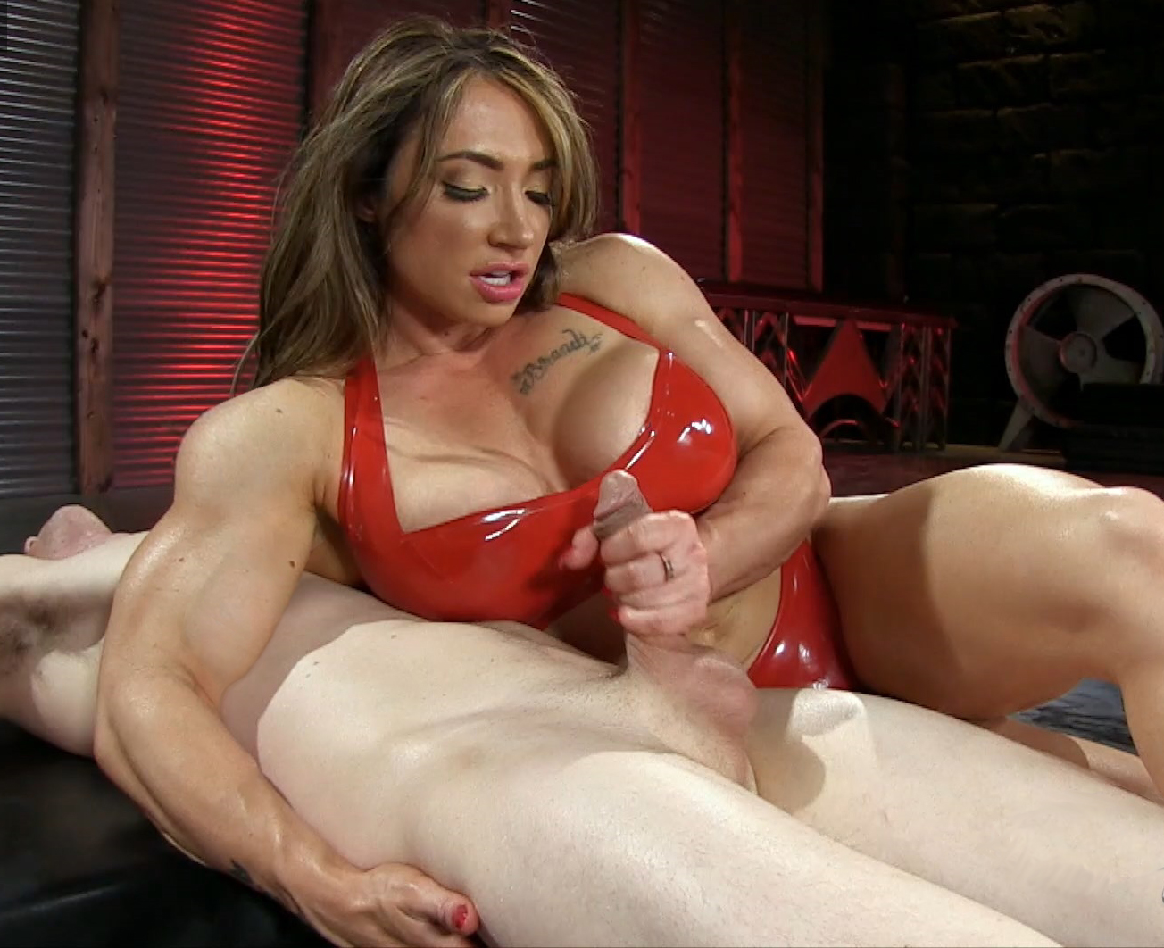 Фото порно мускулистых девушках, Голые культуристки на фото обнаженных девушек 20 фотография