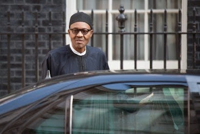1 Buhari reportedly rejects Rolls Royce from Nigerian Embassy in UK