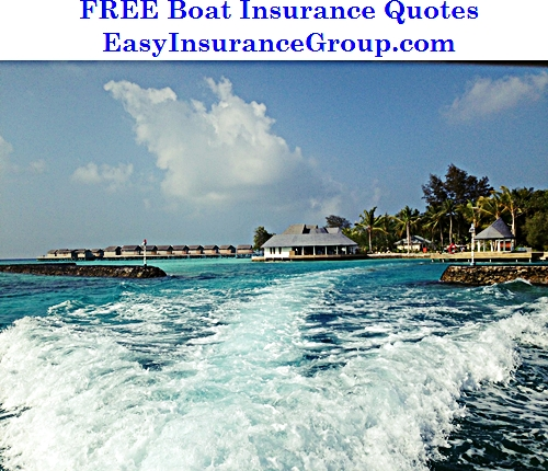 FREE Boat - Yacht - Personal Watercraft Insurance Quotes and Licensed Agent Assistance - EasyInsuranceGroup.com