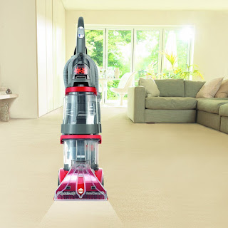 Special Deals Upright Vacuums Vax V-124A Dual V Upright Carpet and Upholstery Washer