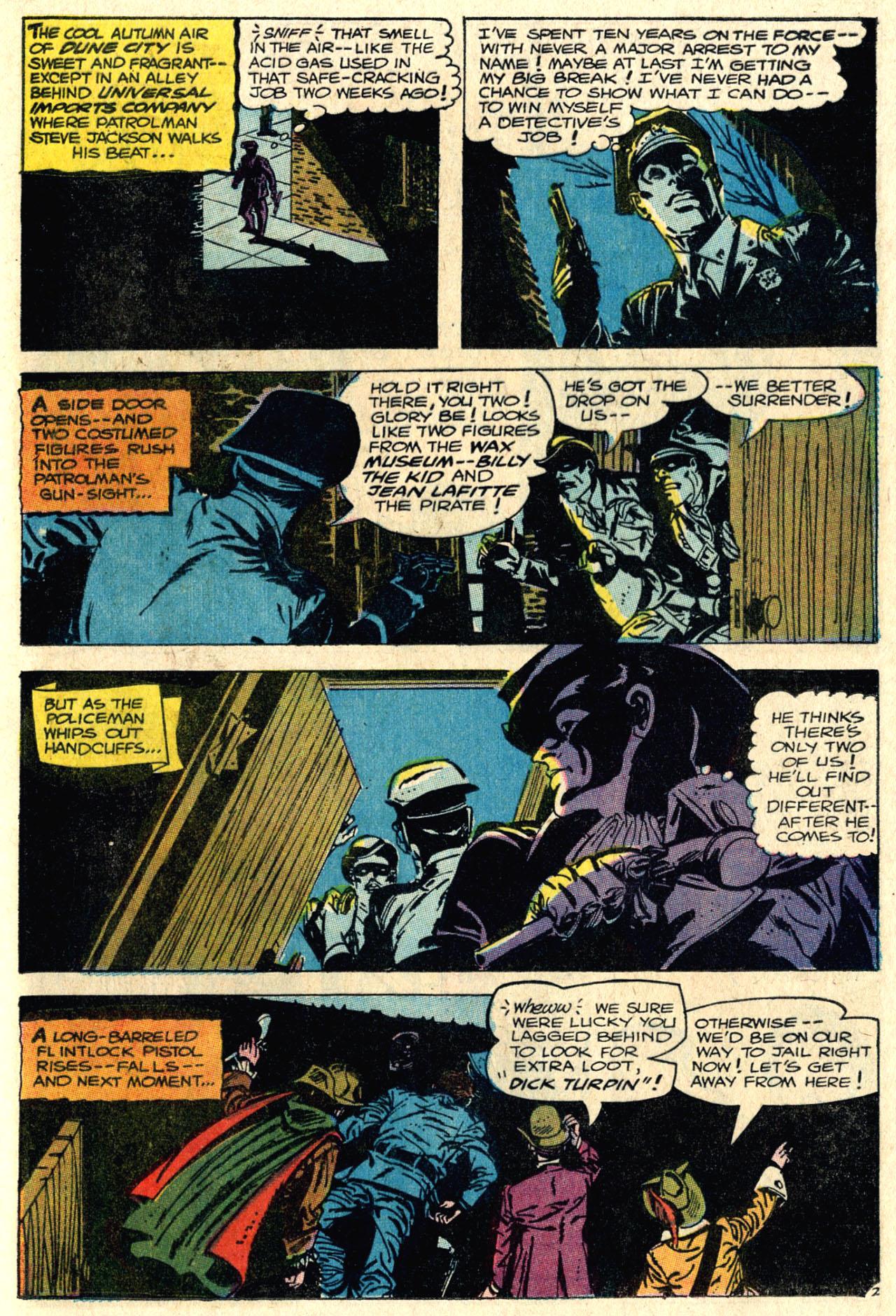 Detective Comics (1937) 356 Page 23