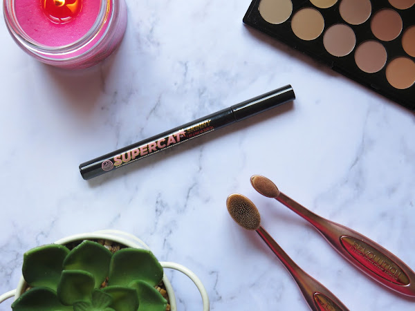 Soap and Glory Supercat Black Eyeliner | Review