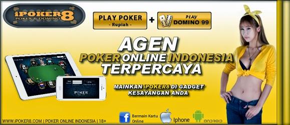 I Situs Agen Judi Poker Dan Domino Line Terpercaya Indonesia
