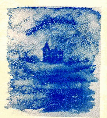 The Blue House Tomas Tranströmer
