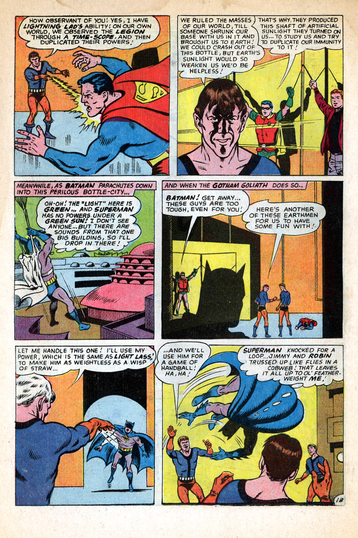 Read online World's Finest Comics comic -  Issue #158 - 18