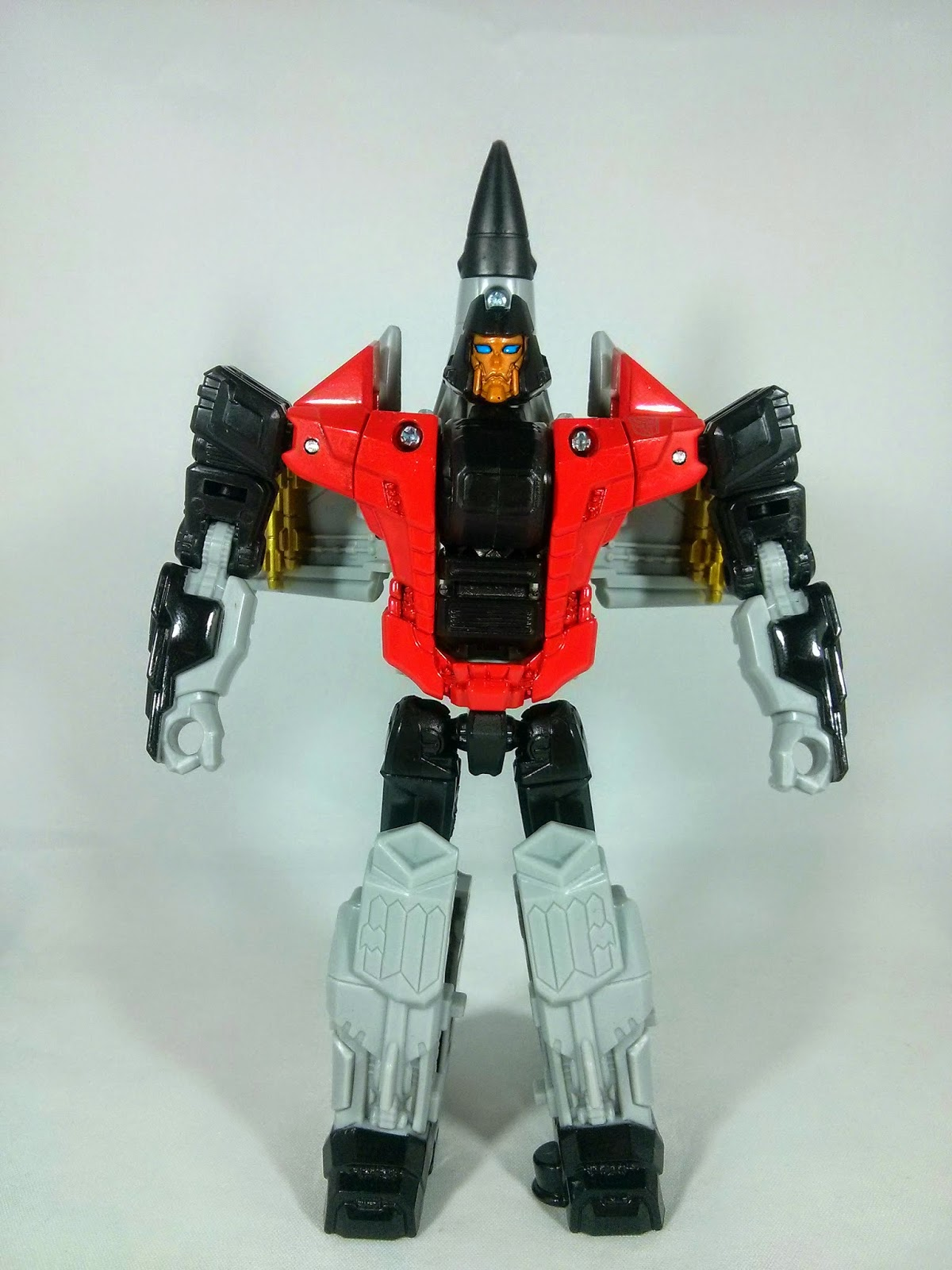 Skydive in robot mode