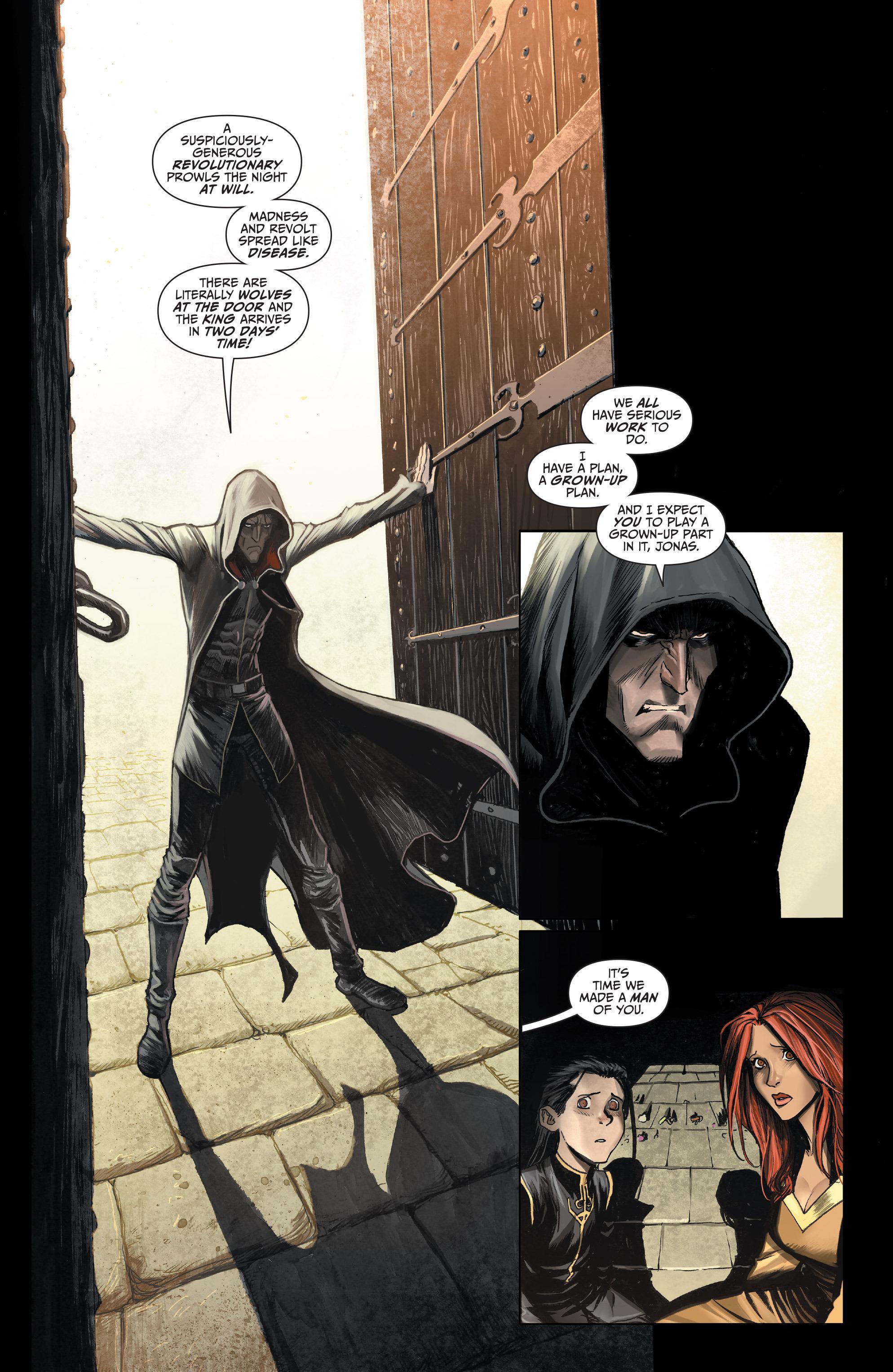 Read online Klaus comic -  Issue #4 - 21