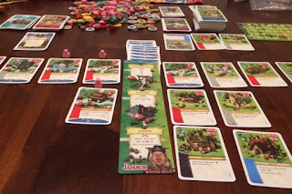 Imperial Settlers Japanese faction in play