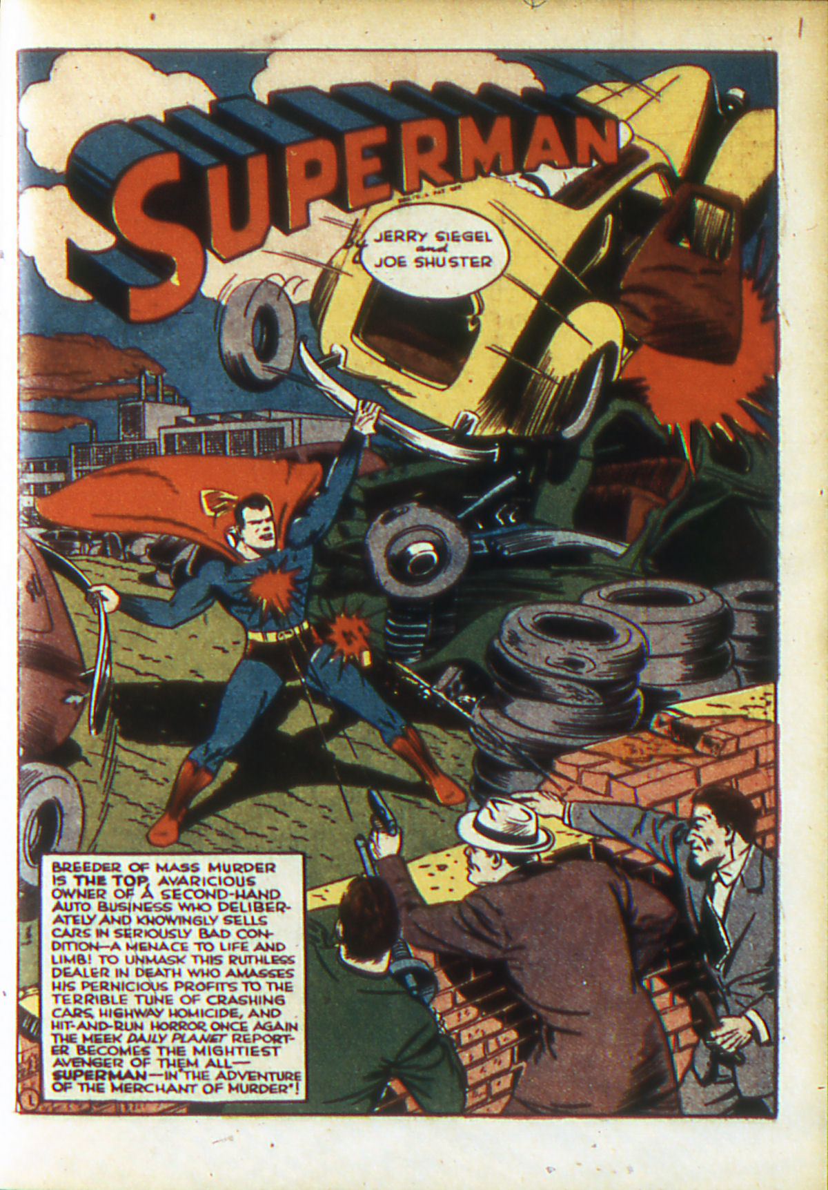 Read online Action Comics (1938) comic -  Issue #48 - 3
