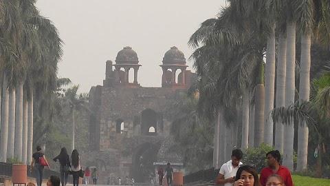 Old Fort Delhi India 912
