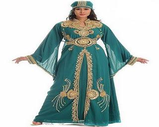 model baju muslim ala sari india