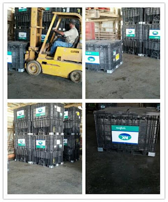 soybean bulk boxes