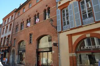 Toulouse. Carrer Croix-Baragnon