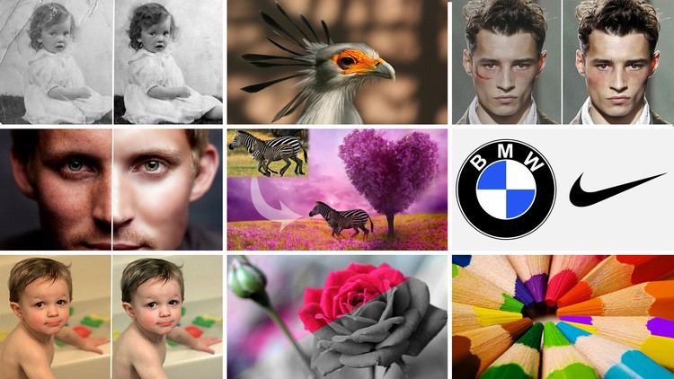 Photoshop Multiple Foundations Strong Course