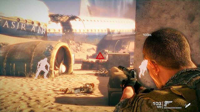 Spec Ops. The Line Free Download