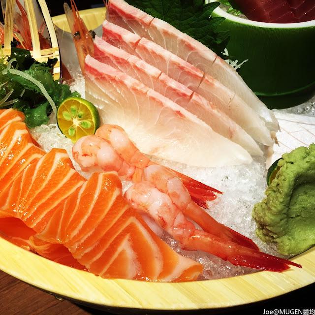 IMG 7434 - 【熱血採訪】一中結合LoungeBar 的 MUGEN 姜均日式手創sushi Bar @空運海鮮@日式手做料理@平價定食