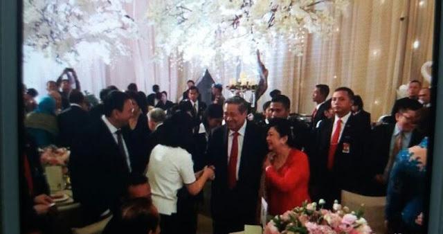 Ketemu SBY di Kondangan, Ahok Minta Dukungan Presiden ke-6
