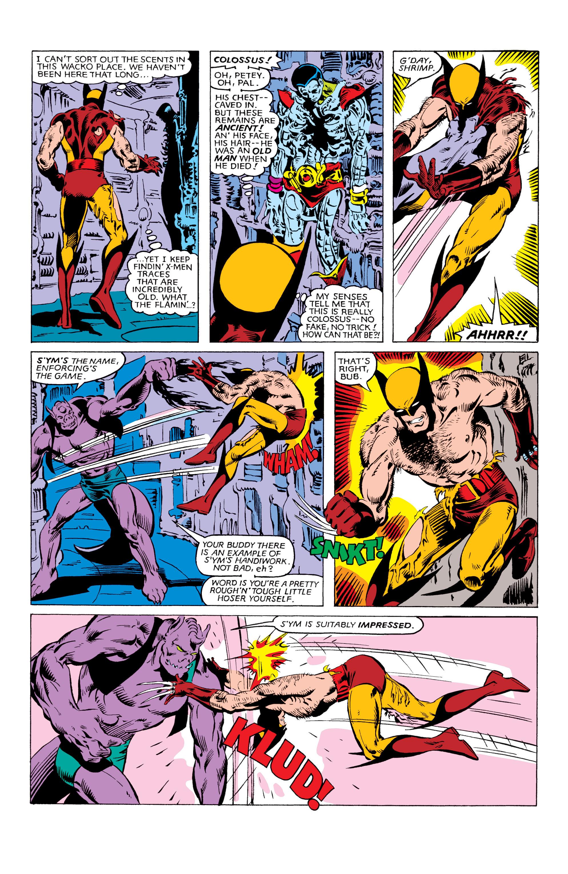 Read online Uncanny X-Men (1963) comic -  Issue #160 - 14