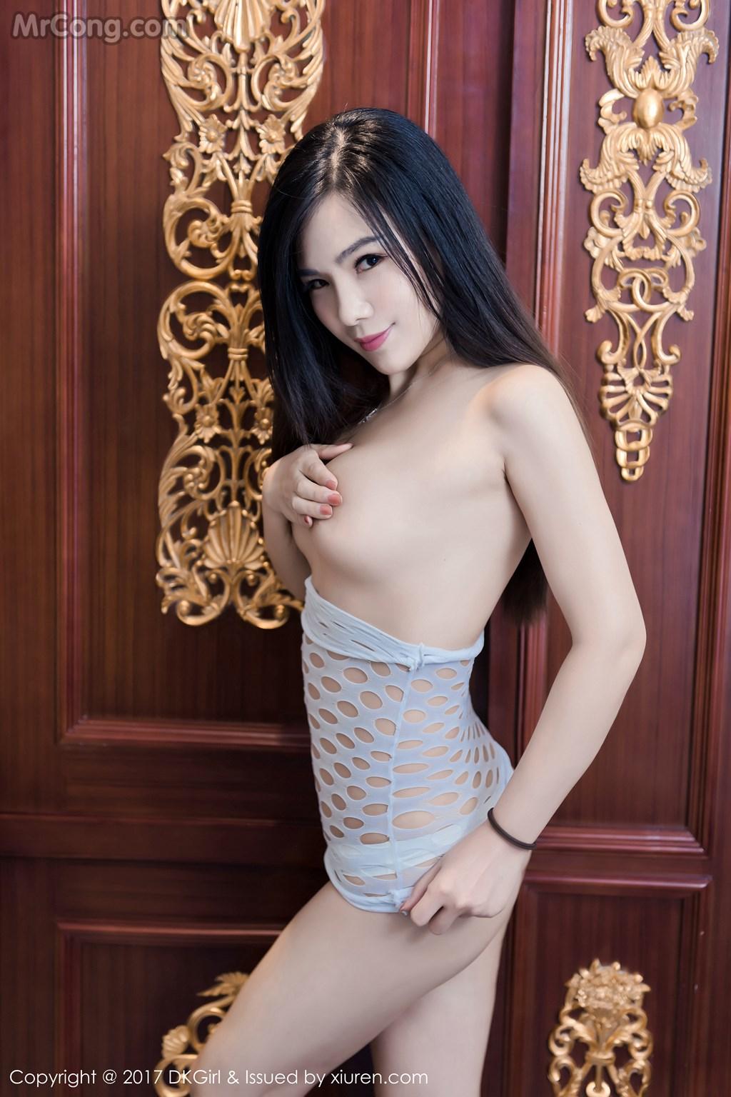 Người mẫu Ding Xiaonan với album ảnh sexy và quyến rũ 11