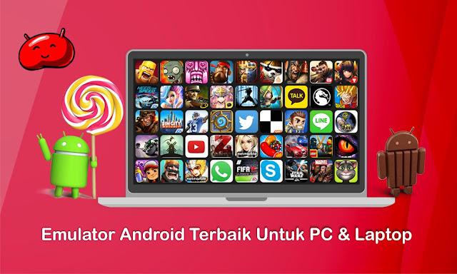 Emulator Android Terbaik Dan Ringan Untuk PC Dan Laptop 5 Emulator Android Terbaik Dan Ringan Untuk PC Dan Laptop