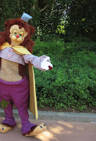 Gideon Disney Parks Character