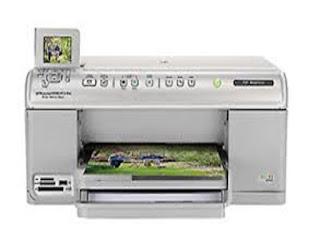 Picture HP Photosmart C6380 Printer
