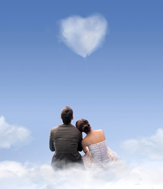 Heart Shaped Cloud Wallpapers
