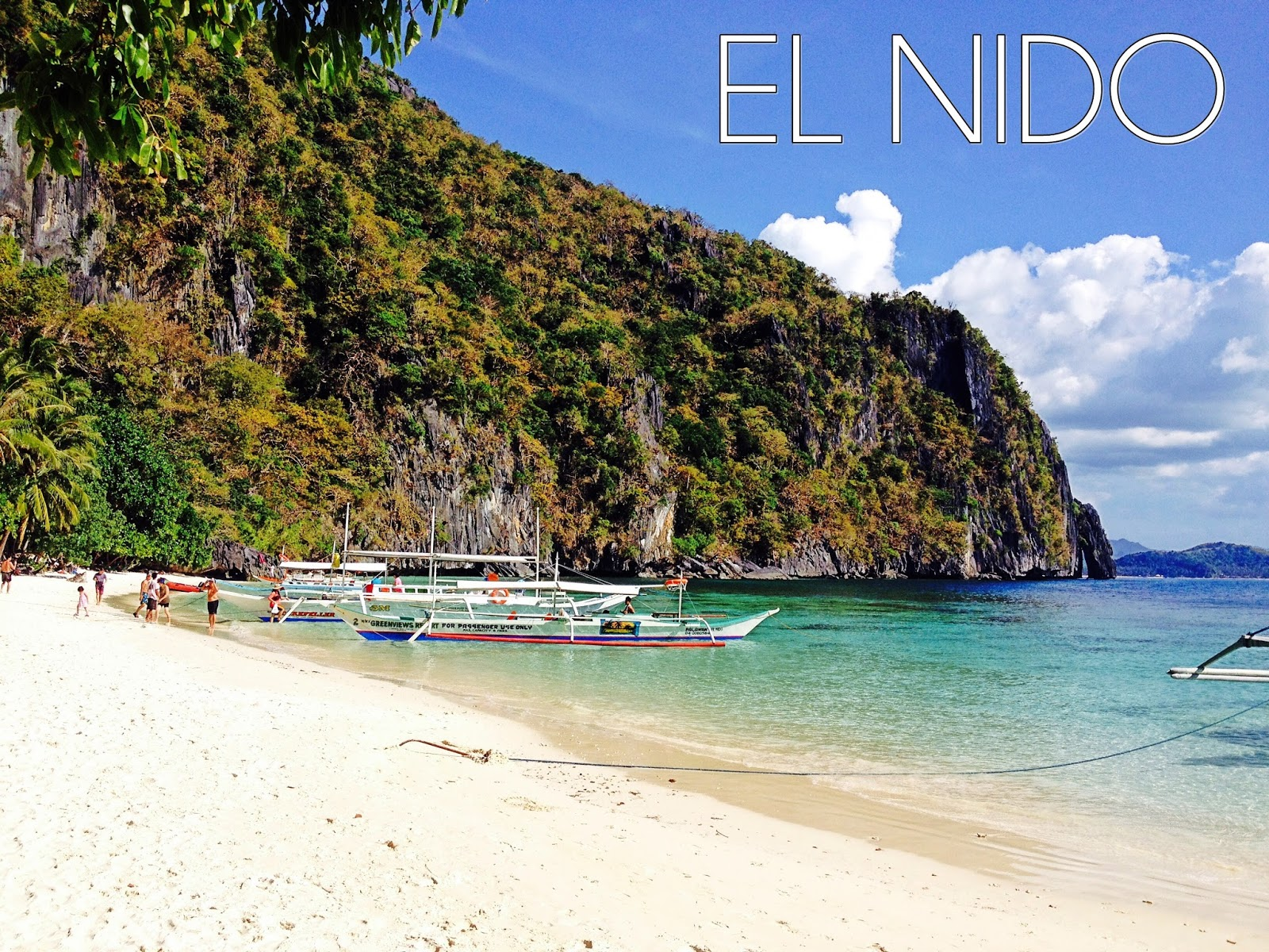 el nido personals El nido palawan is a premier destination in the philippines- famous mostly for its island hopping tours since that was last week's adventure video, this wee.
