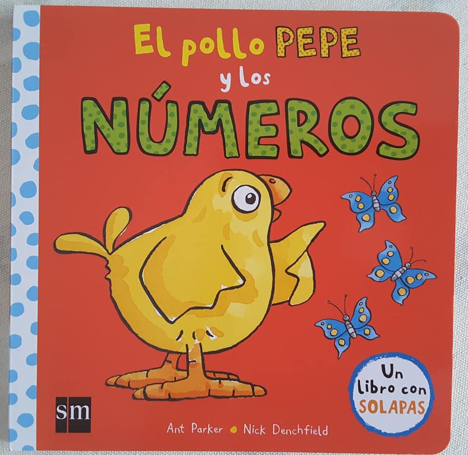 -Título: El Pollo Pepe y los números