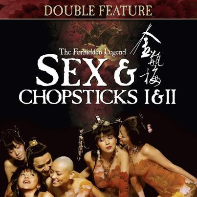 forbidden love and chopstick