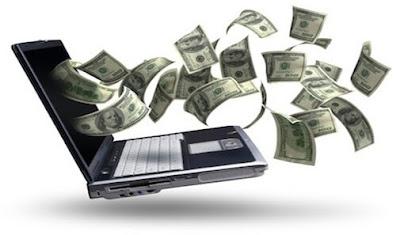 ربح المال وزيادة دخلك الشهري عبر الأنترنت